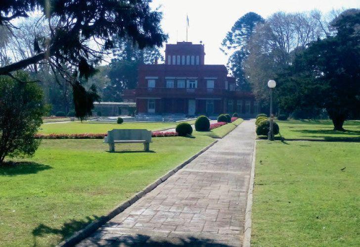 Crearán un parque en la Quinta de Olivos