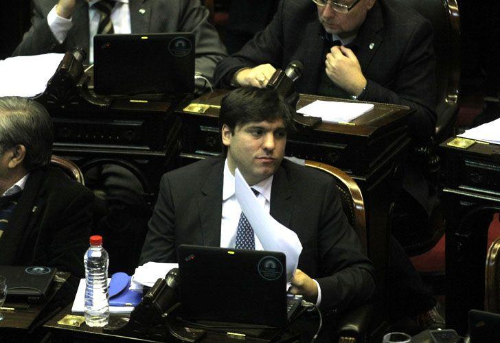 Diego Bossio disparó contra La Cámpora y la responsabilizó dela derrota electoral del 2015.