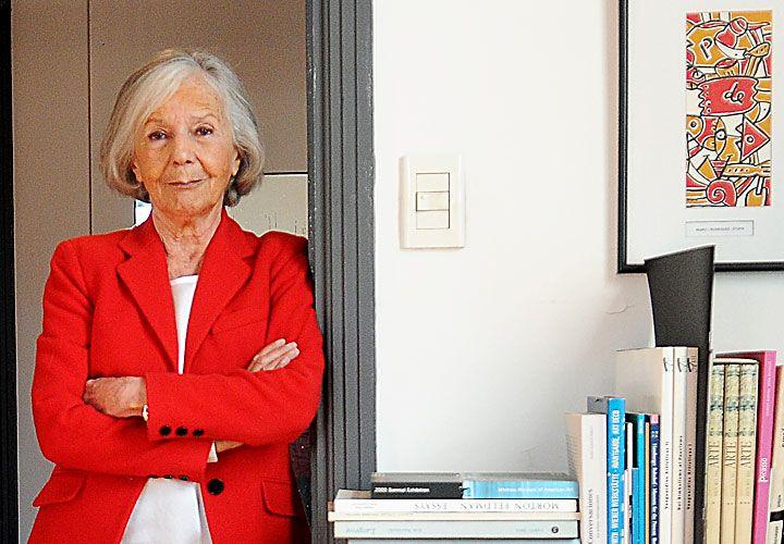 Beatriz Sarlo, ensayista y académica.