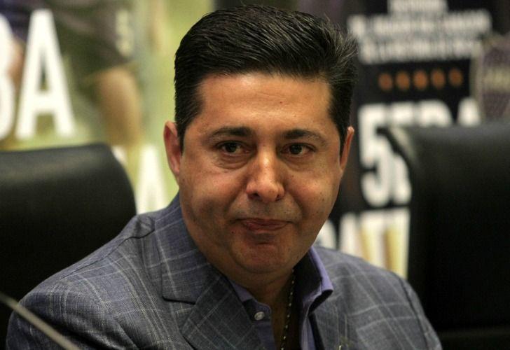Daniel Angelici le reclamó transparencia a la CONMEBOL