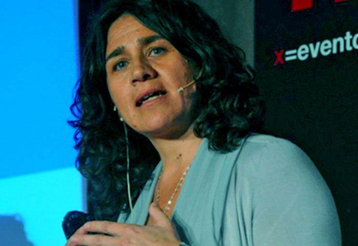 Zulma Ortiz, ministra de Salud bonaerense