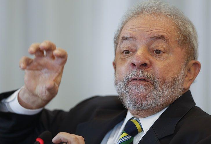 Lula, cada vez más complicado en la Justicia