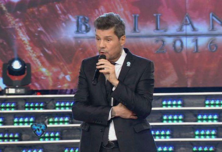 Marcelo Tinelli en Showmatch