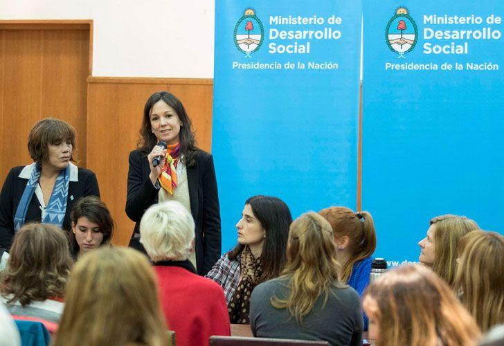 Carolina Stanley, Ministra de Desarrollo Social de la Ciudad de Buenos Aires