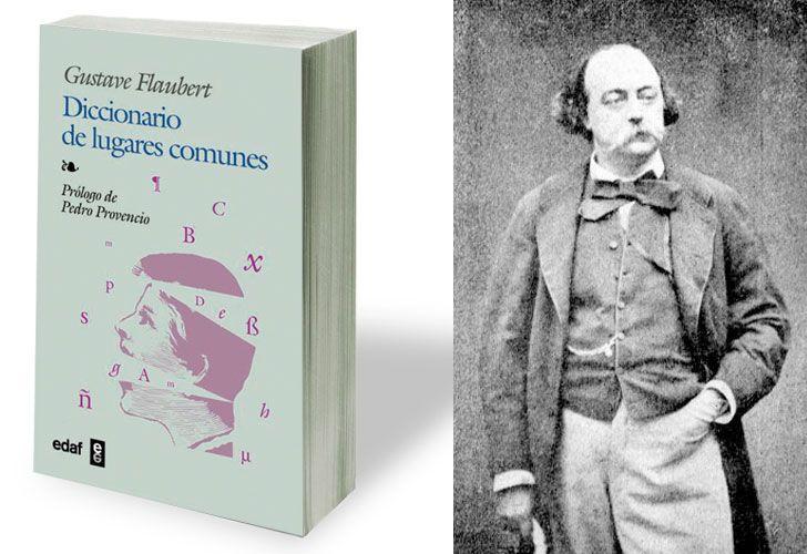 Diccionario de lugares comunes de Gustave Flaubert