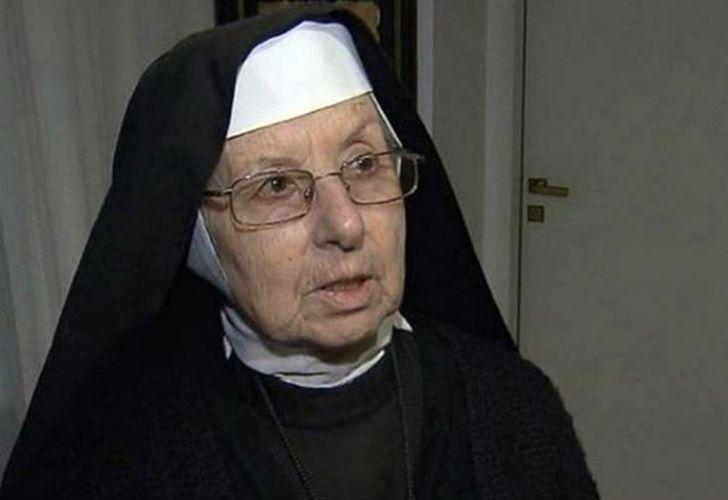 La hermana Celia Inés Aparicio