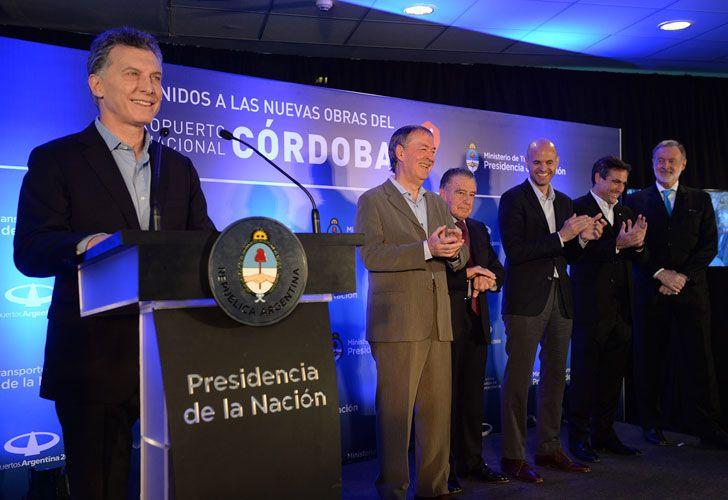 Macri en Córdoba