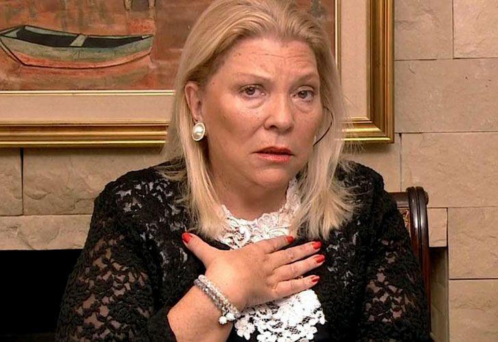 Elisa Carrió criticó cómo se gestionó los aumentos de tarifas