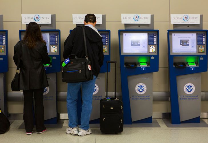 Global Entry, nuevo sistema de ingreso de los argentinos a los Estados Unidos