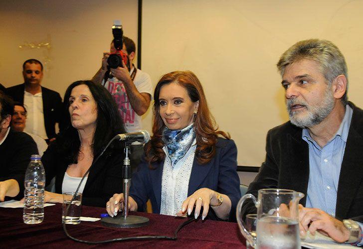 Acto de CFK