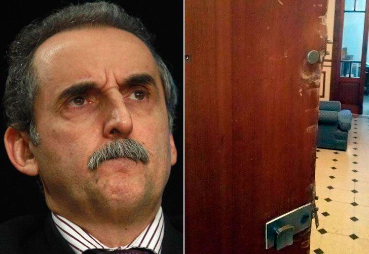 Robo a Guillermo Moreno