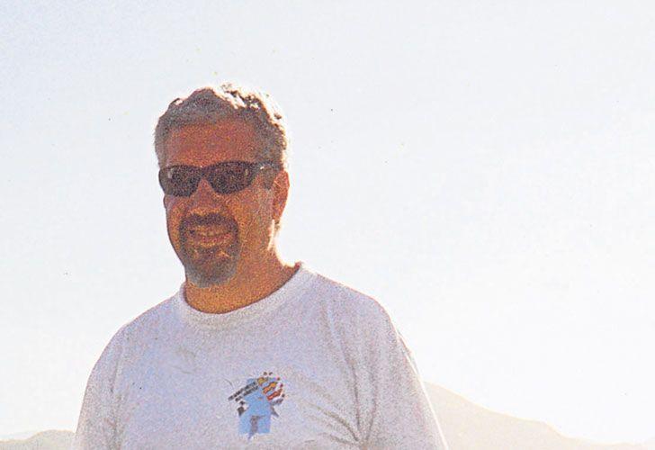 Andrés Galera, sospechado de ser testaferro de José López.