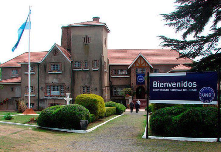 La universidad de Merlo