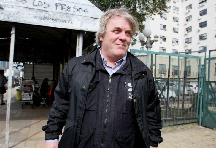 El legislador porteño del partido del Bien Común y titular de la ONG La Alameda, Gustavo Vera.