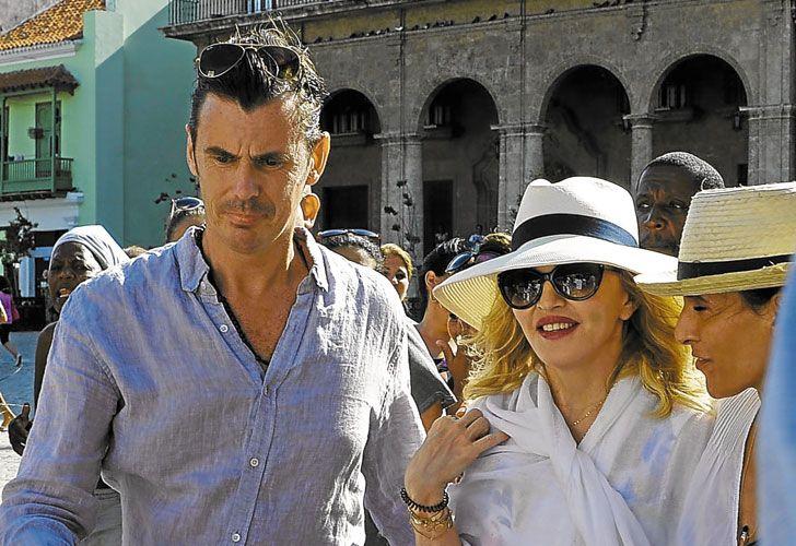 Fervor. Al igual que los Stones, Madonna revolucionó las calles de La Habana.