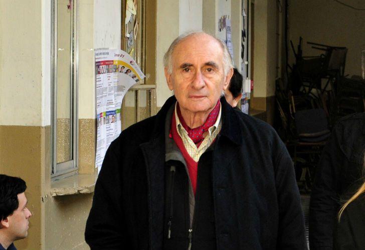 Fernando de la Rúa, expresidente de la Nación.