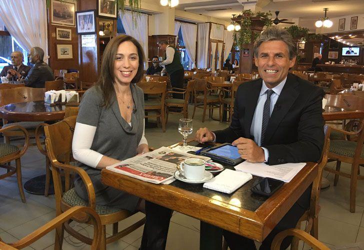 Vidal, en una entrevista con CNN en Español