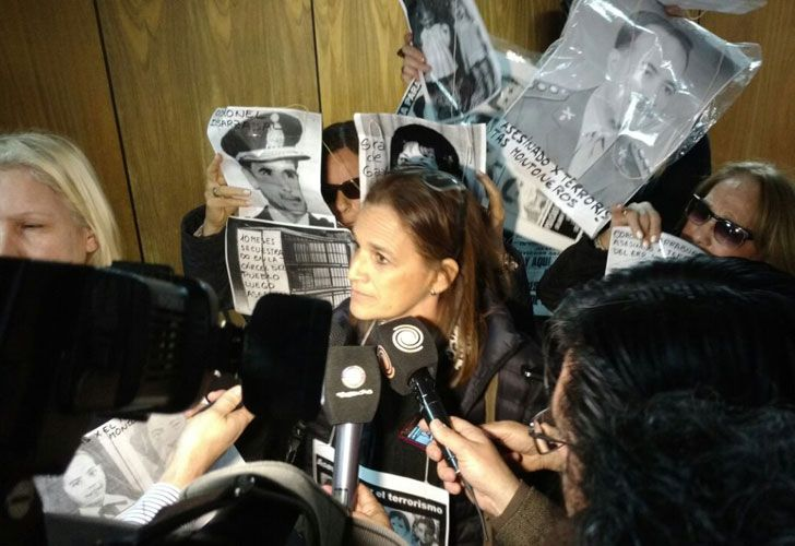 Condena contra Luciano Benjamín Menéndez.