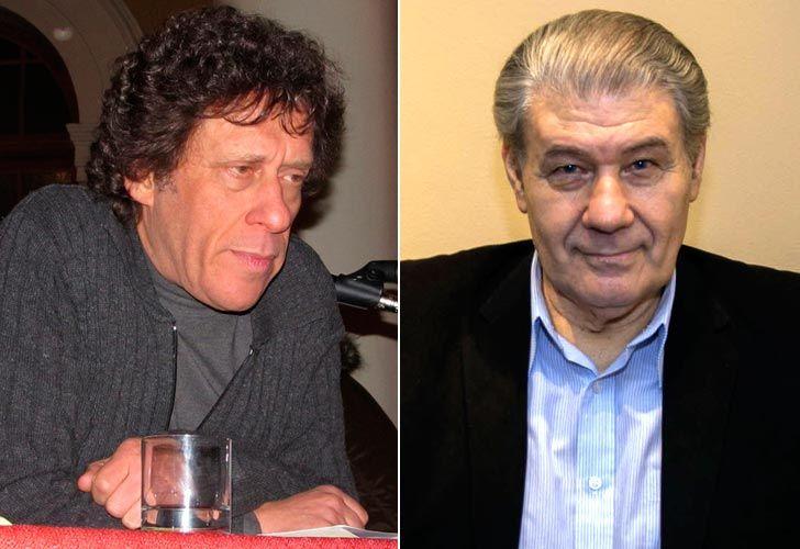 Brieger y Victor Hugo Morales