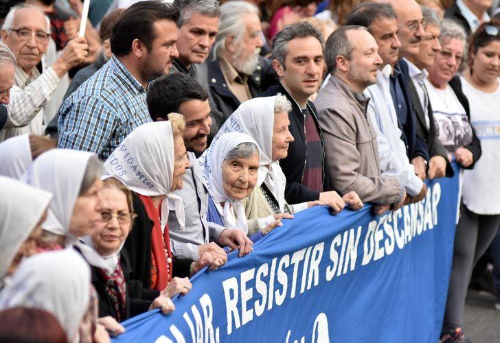 Marcha Cristinista contra Macri