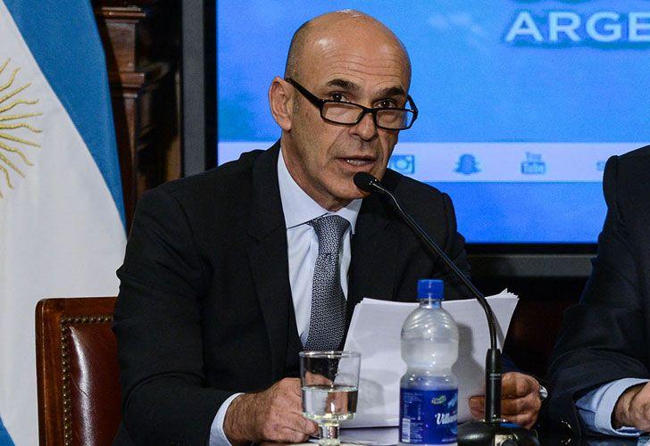 JEFE. Gustavo Arribas está al frente por su amistad con Macri.
