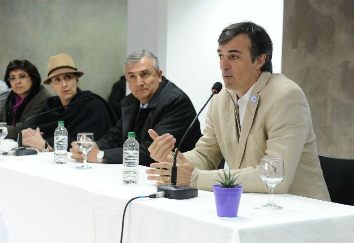El ministro Esteban Bullrich