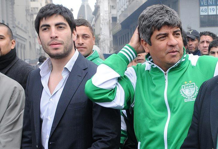 Facundo y Pablo Moyano