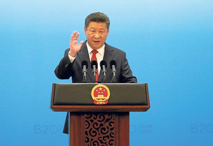 Xi Jinping. El presidente de China propondrá medidas comerciales.