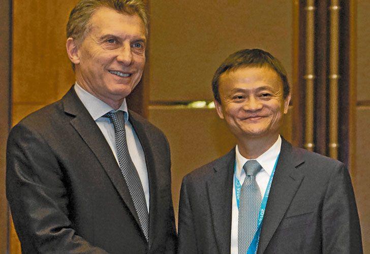 Alibaba. Ma, el chino más rico del mundo, anunció inversiones.
