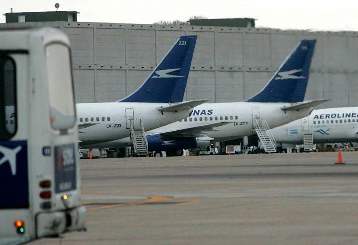 Suspenden de manera preventiva los vuelos hacia Caracas.