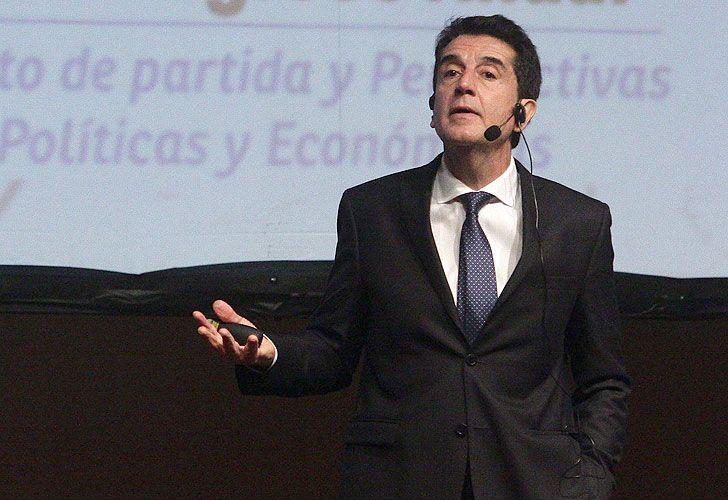 Carlos Melconian, titular del Banco Nación