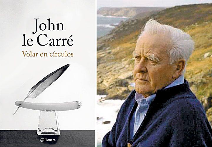 Le Carré. Sigue siendo uno de los autores más solicitados por Hollywood.