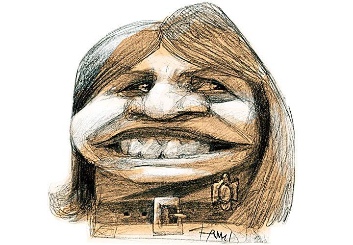 'Pato' Patricia Bullrich.