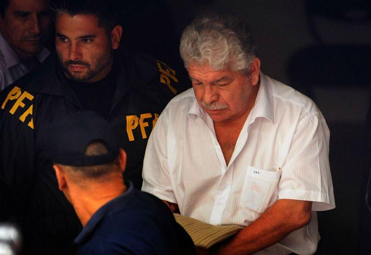 PEDRAZA. Tuvo que morir Mariano Ferreyra para que un sindicalista fuera preso.