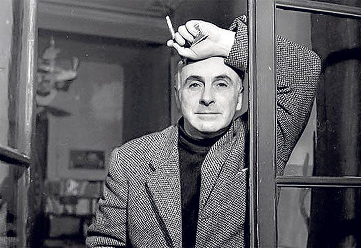 Gigante. Francis Ponge (1899-1988). Poeta y ensayista francés. Su libro más conocido y medular en su carrera vasta fue El partido tomado de las cosas (1942).