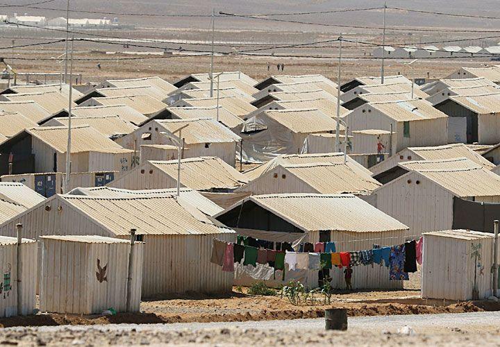 Víctimas. Desde el inicio de la guerra, en 2011, el número de personas que escaparon de Siria ya alcanza los cinco millones.