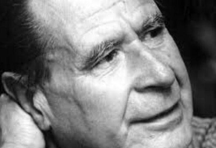 Dalmiro Sáenz, escritor (1926-2016).