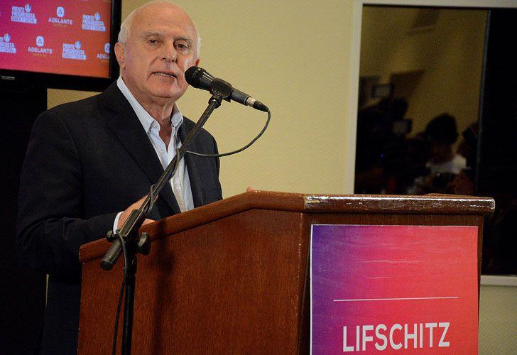 Miguel Lifschitz denunció amenazas en su contra.