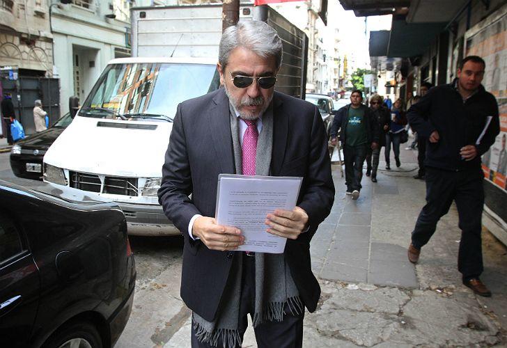 Aníbal Fernández, complicado en el caso Qunita.