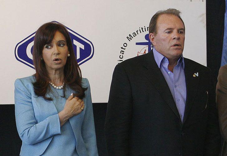 Marzo de 2009. Cristina siempre consideró a Suárez como su