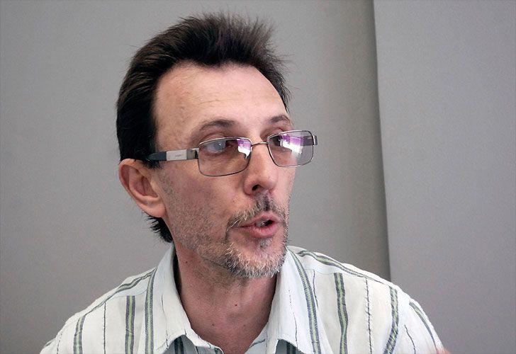 Rubén López, hijo del desaparecido Jorge Julio López.