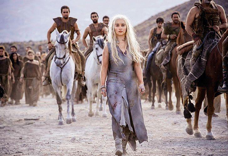 Imbatible. En sus seis años en el aire, Game of Thrones ya ganó un Globo de Oro (Mejor Actor de Reparto para Peter Dinklage) y 28 premios Emmy.