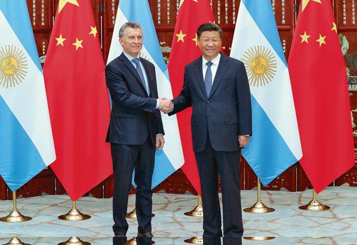Saludo. Es fundamental construir una relación inteligente con Beijing.