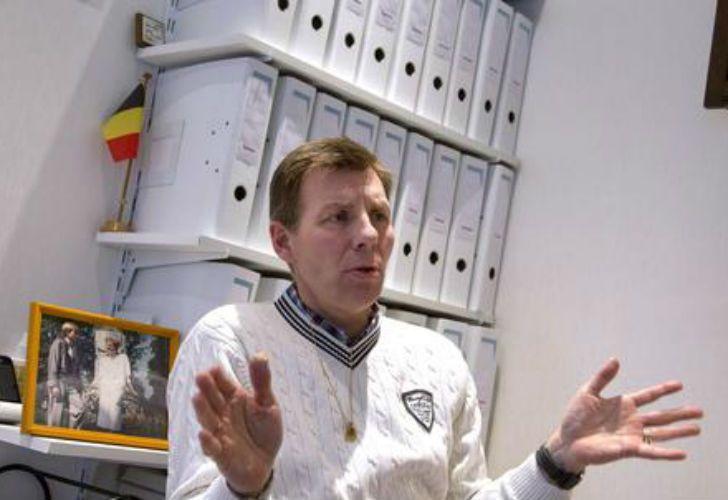 El doctor belga Marc Van Hoey, presidente de la Right to Die Association (Asaociación del Derecho a Morir).