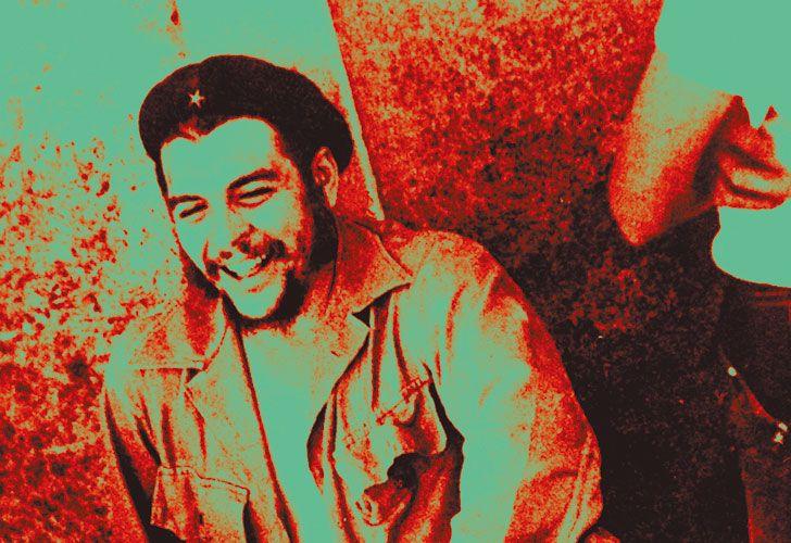 Icono. En su etapa como una de las figuras centrales de la triunfante Revolución Cubana.