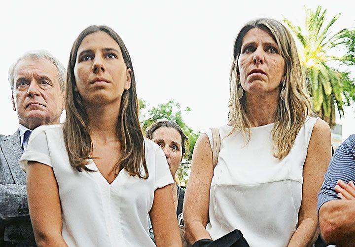 Reimpulso. La ex mujer y las hijas de Nisman irán a la Justicia.