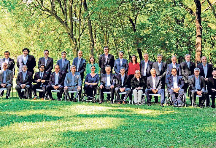 Cuánto cobra cada integrante del Gabinete de Macri