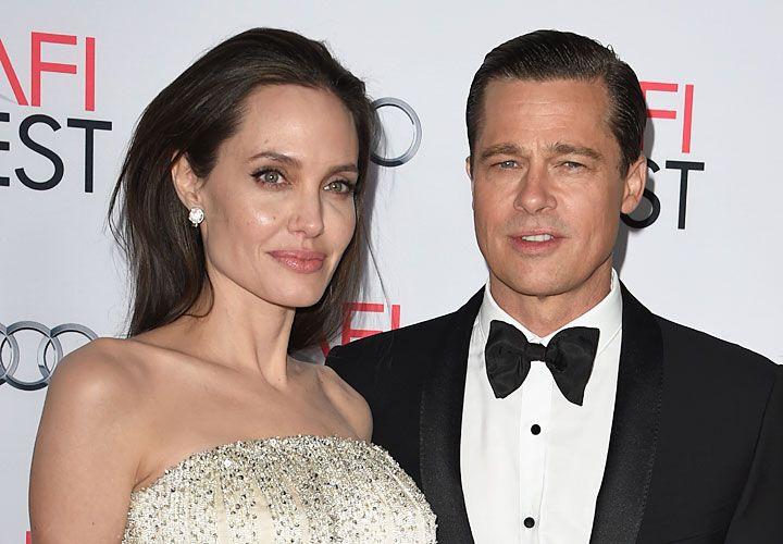 Fin. Jolie y Pitt: una relación de  12 años, y seis hijos. Adiós a la pareja de más glam de Hollywood.