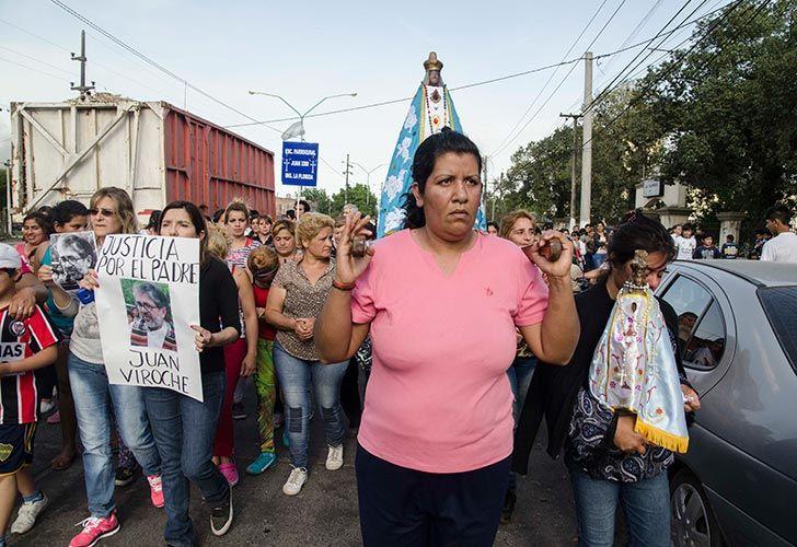 Tucumán: Hallan muerto al cura Juan Viroche.