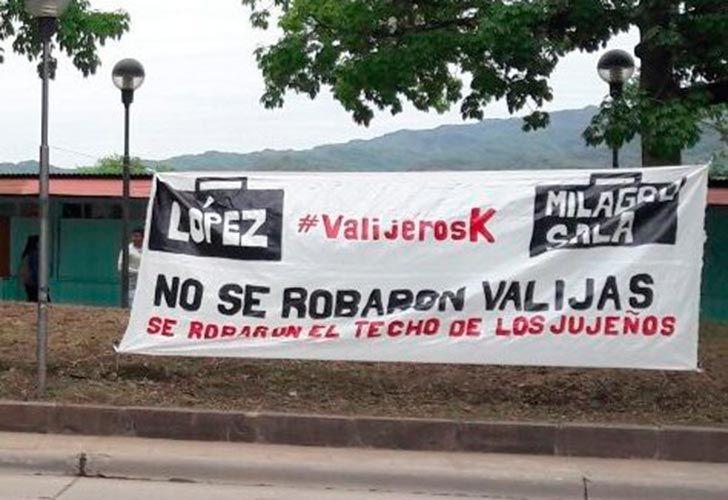 José López en Jujuy